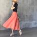 華やかさ最大級♡おしゃれさんに学ぶ♪カラースカートの時短おしゃれコーデ術♡