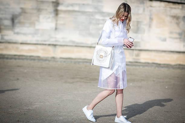 Street Style -Paris Fashion...